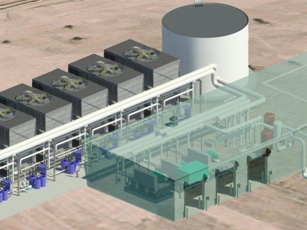 Como funciona un sistema de agua helada lesbos for Sistemas de ahorro de agua