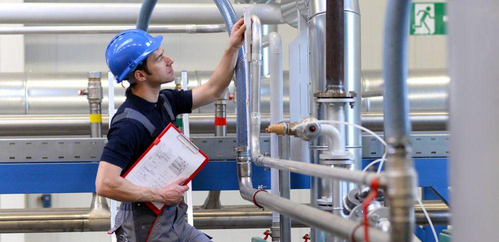 Procedimiento para detectar fugas de aire en cuartos limpios